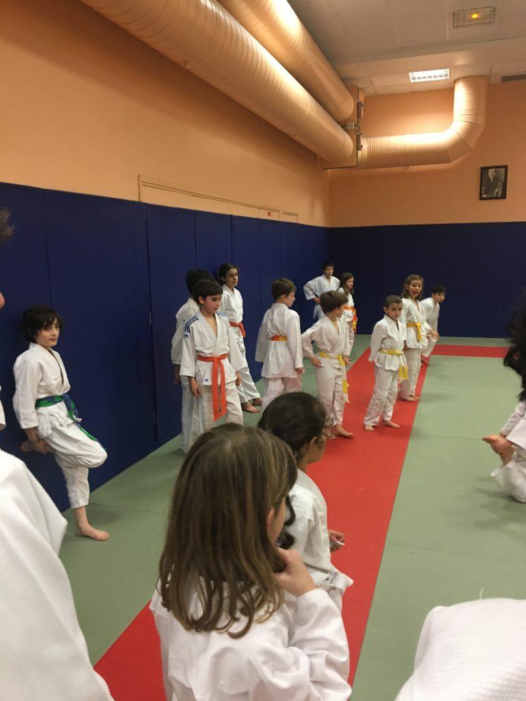 Usam photo judo enfant